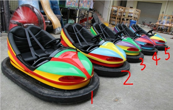Brand New Battery Operated Dodgem Cars.